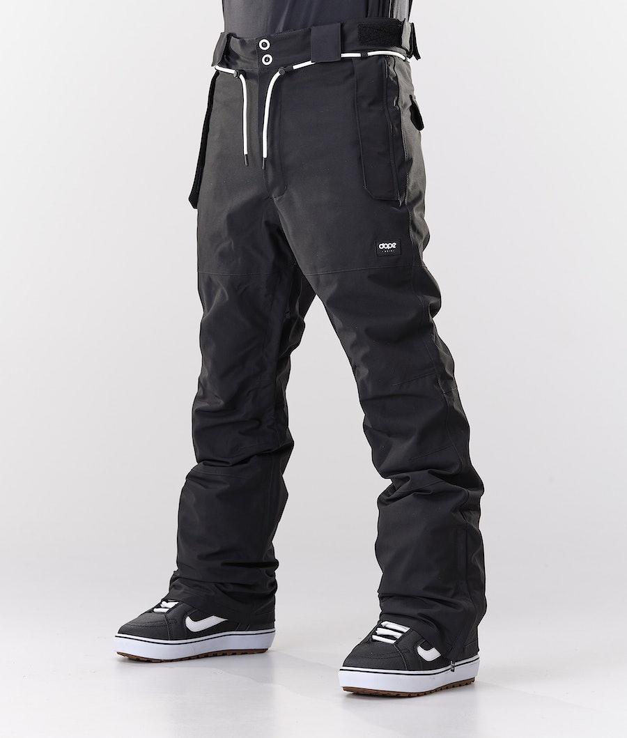 Dope Classic Snowboardhose Black