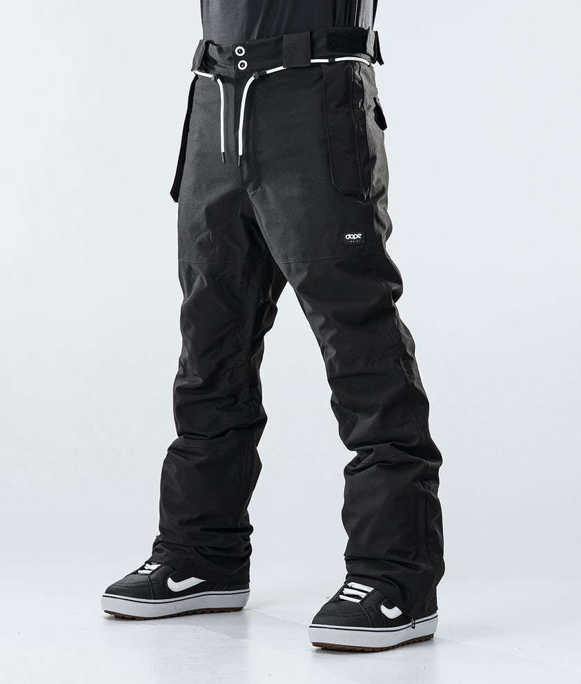 Dope Classic Snowboard Pants Black