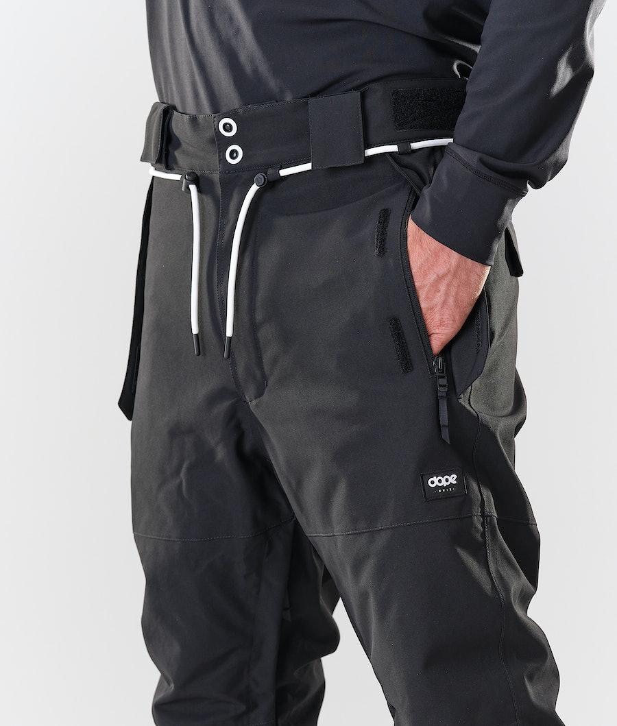 Dope Classic Snowboardbukse Black