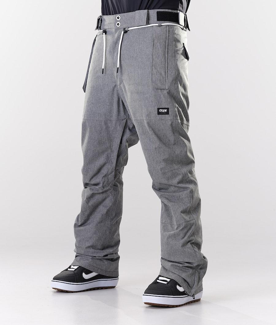 Dope Classic Sneeuw broek Grey Melange