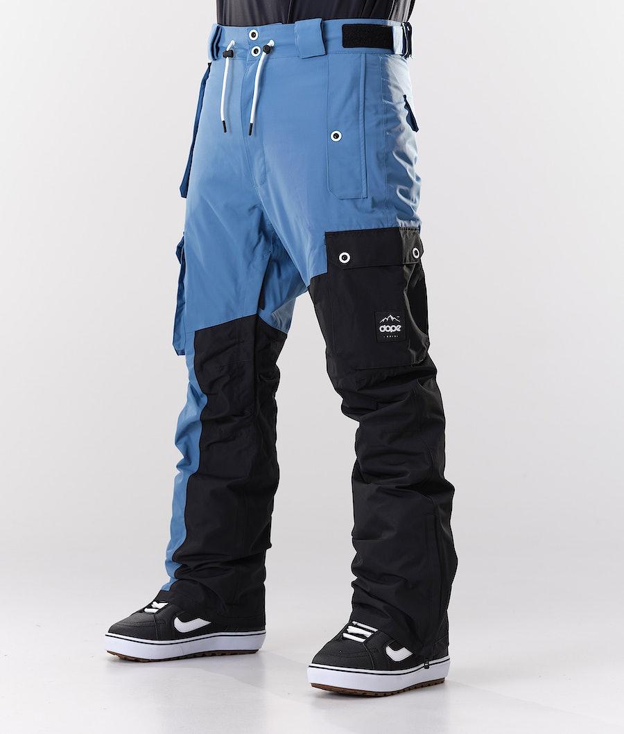 Dope Adept Sneeuw broek Blue Steel/Black
