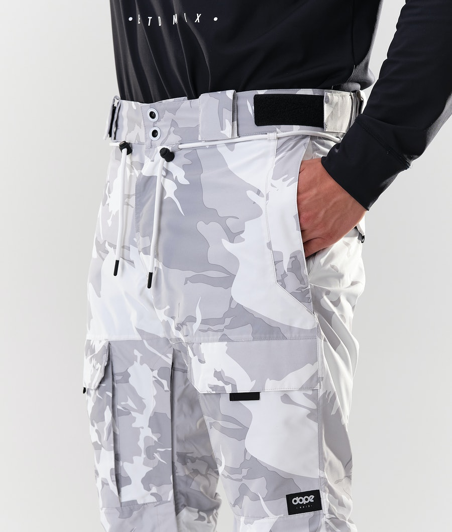 Dope Poise Pantalon de Snowboard Tucks Camo