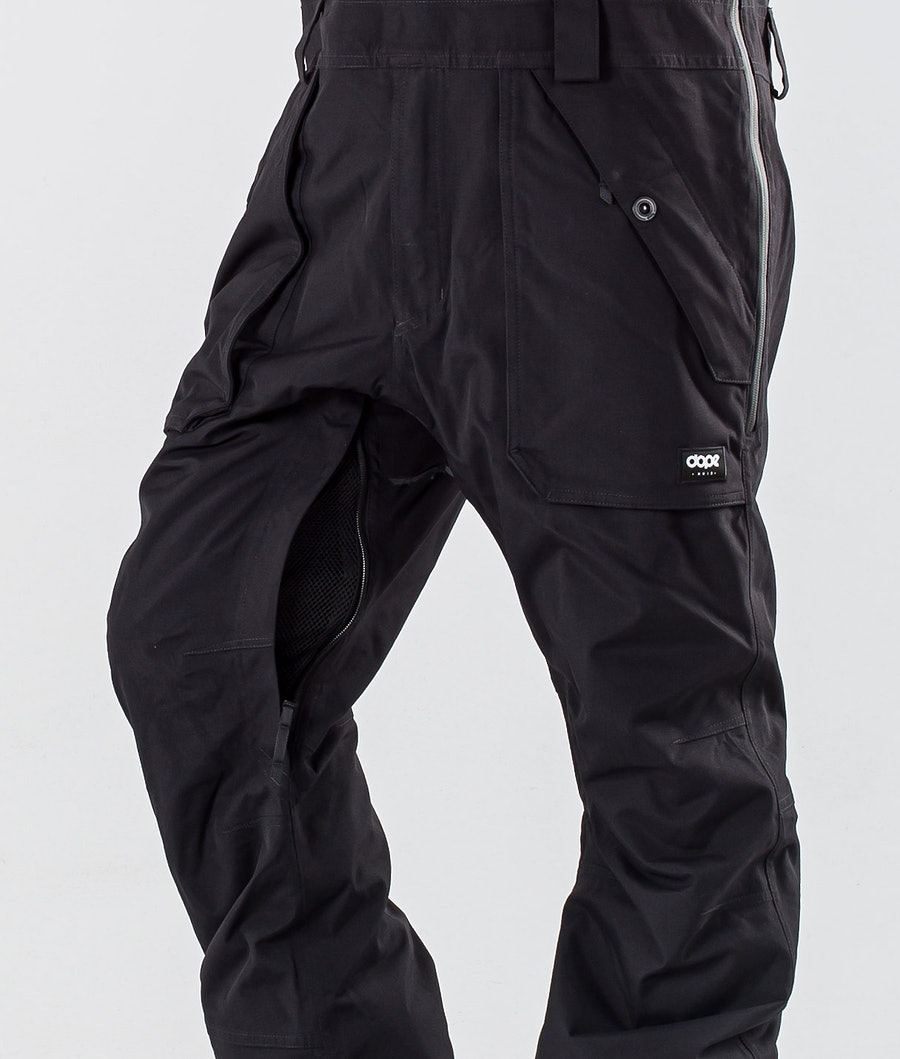 Dope Notorious B.I.B Snowboard Pants Black