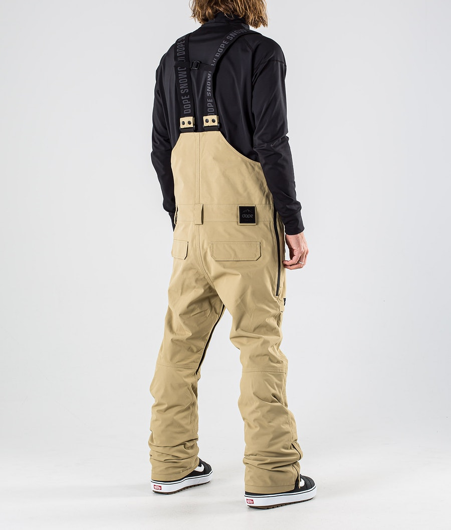 Dope Notorious B.I.B Snowboardbyxa Khaki