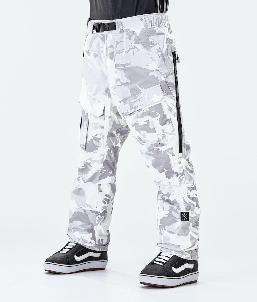 Dope Antek Pantaloni da Snowboard Tucks Camo