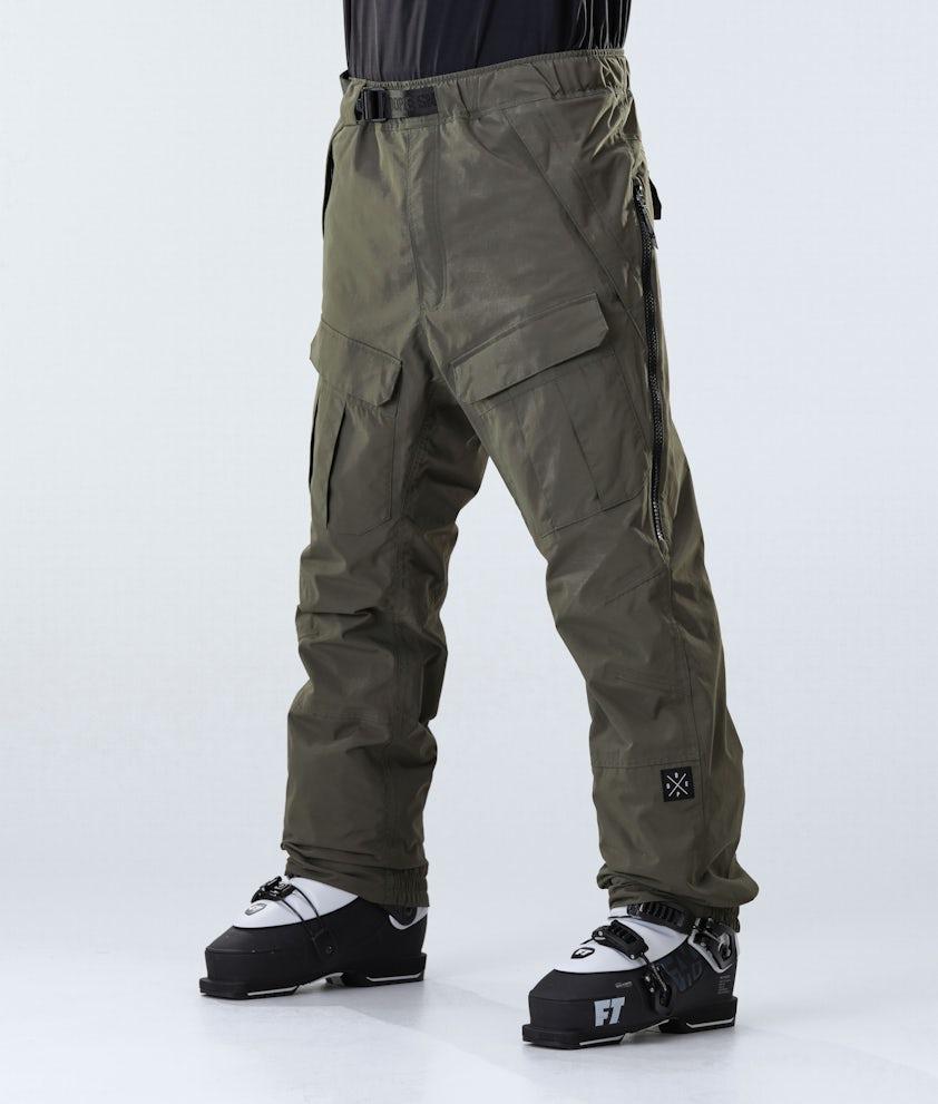 Dope Antek Pantalon de Ski Olive Green