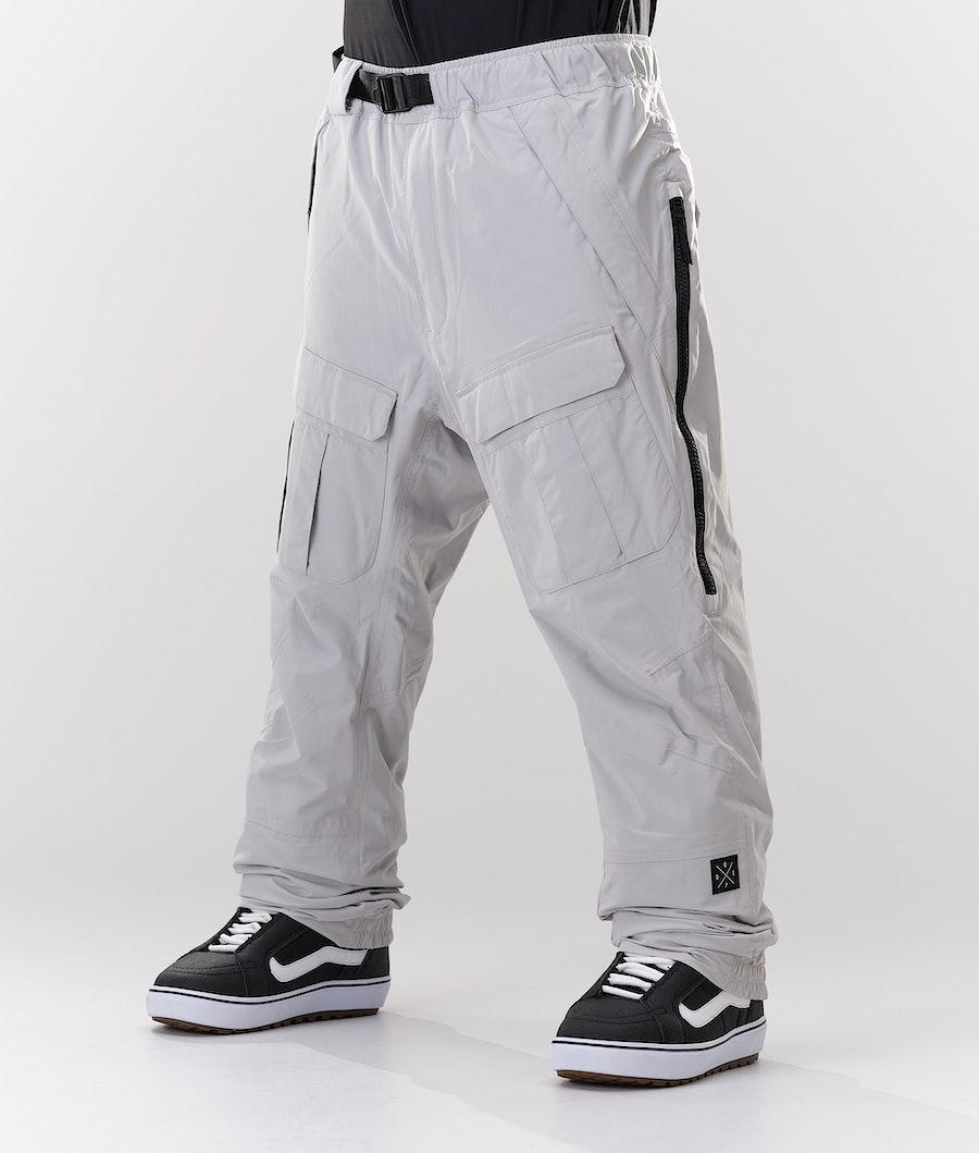 Dope Antek Snowboardhose Light Grey