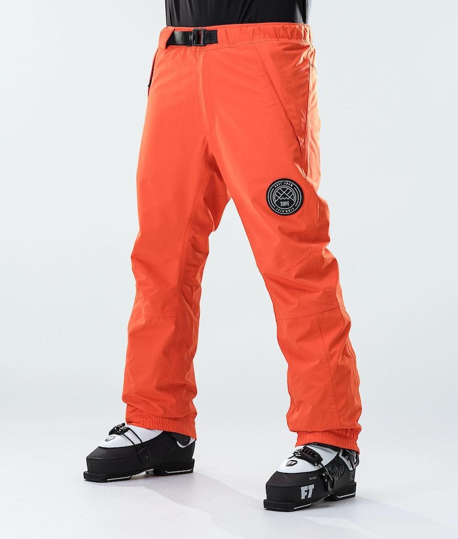 Dope Blizzard Pantalon de Ski Orange