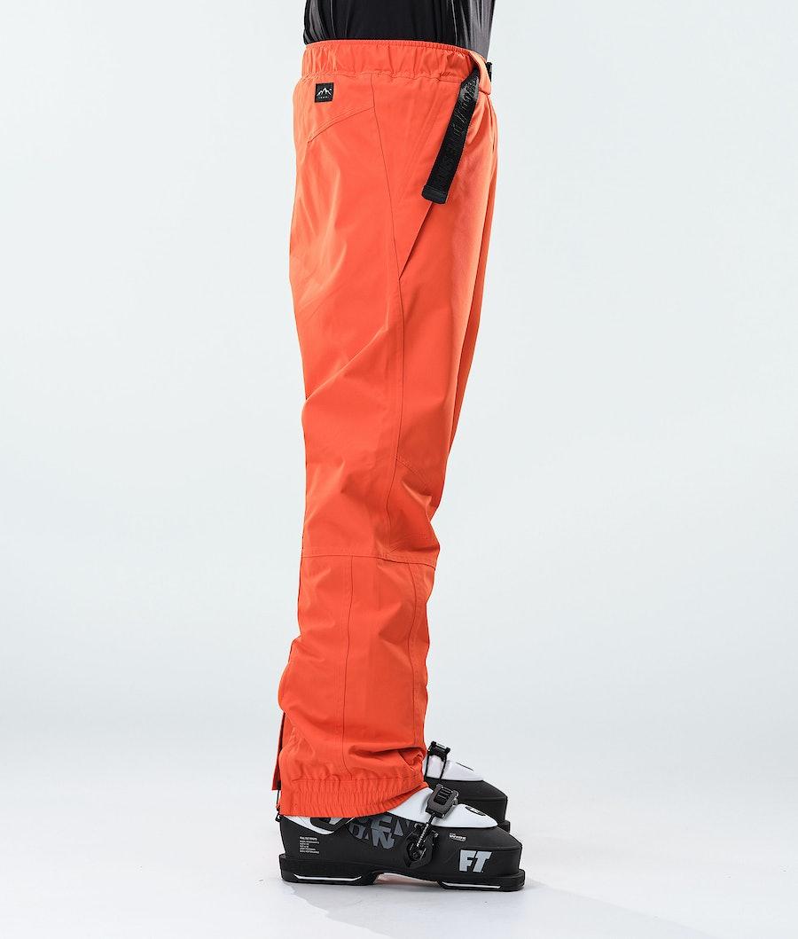 Dope Blizzard Ski Pants Orange