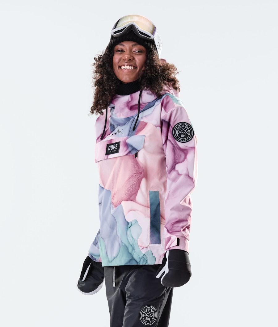 Dope Blizzard PO W Women's Snowboard Jacket Mirage