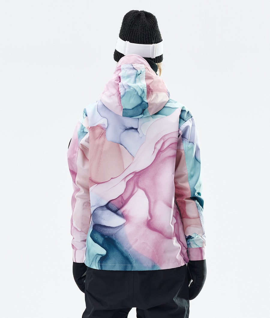 Dope Blizzard PO W Women's Snowboard Jacket Mirage