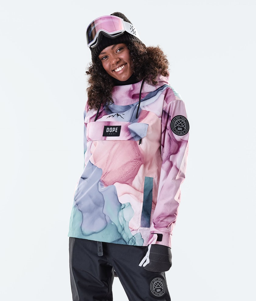 Dope Blizzard PO W Ski Jacket Mirage