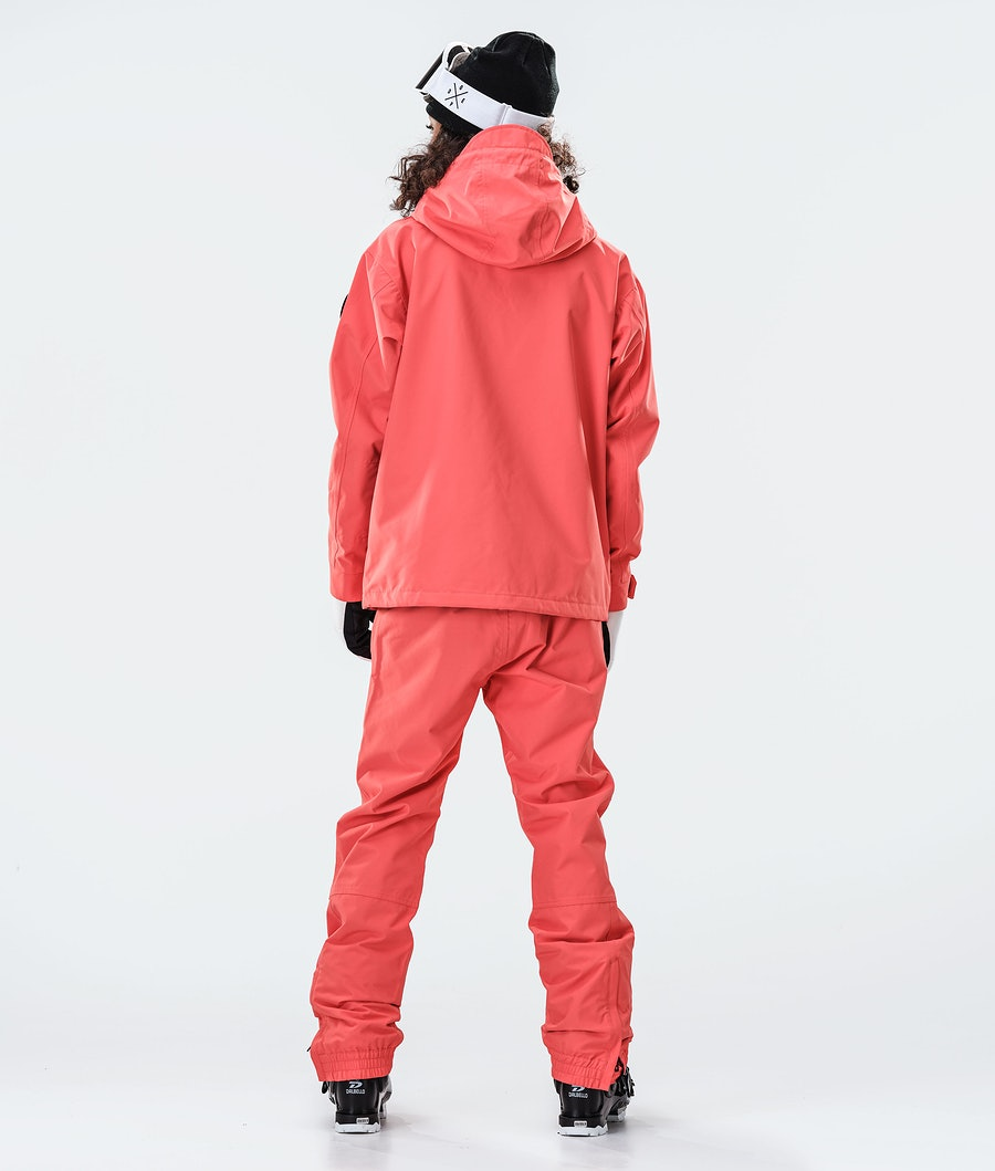 Dope Blizzard PO W Snowboardjacke Damen Coral