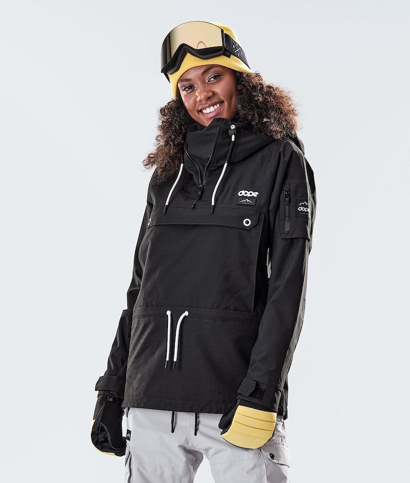 Annok W Snowboard Jacket Women Black