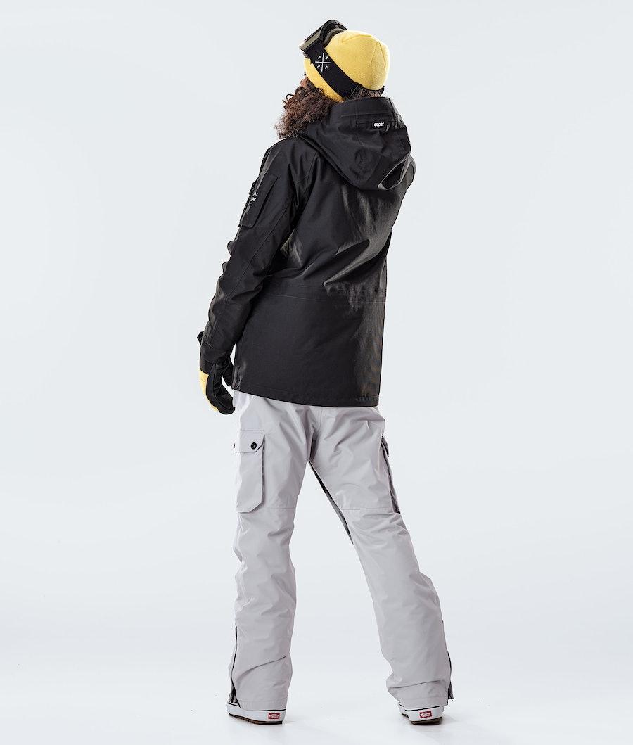 Dope Annok W Snowboardjacke Damen Black