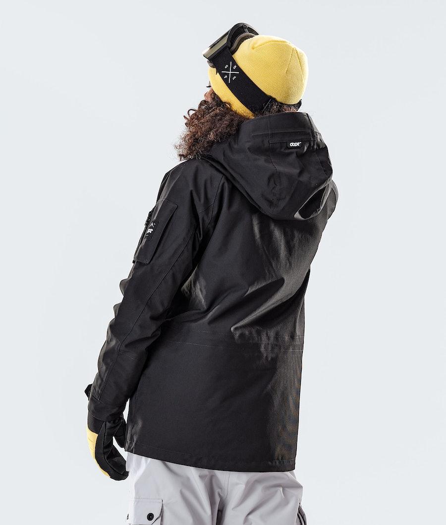 Dope Annok W Women's Ski Jacket Black