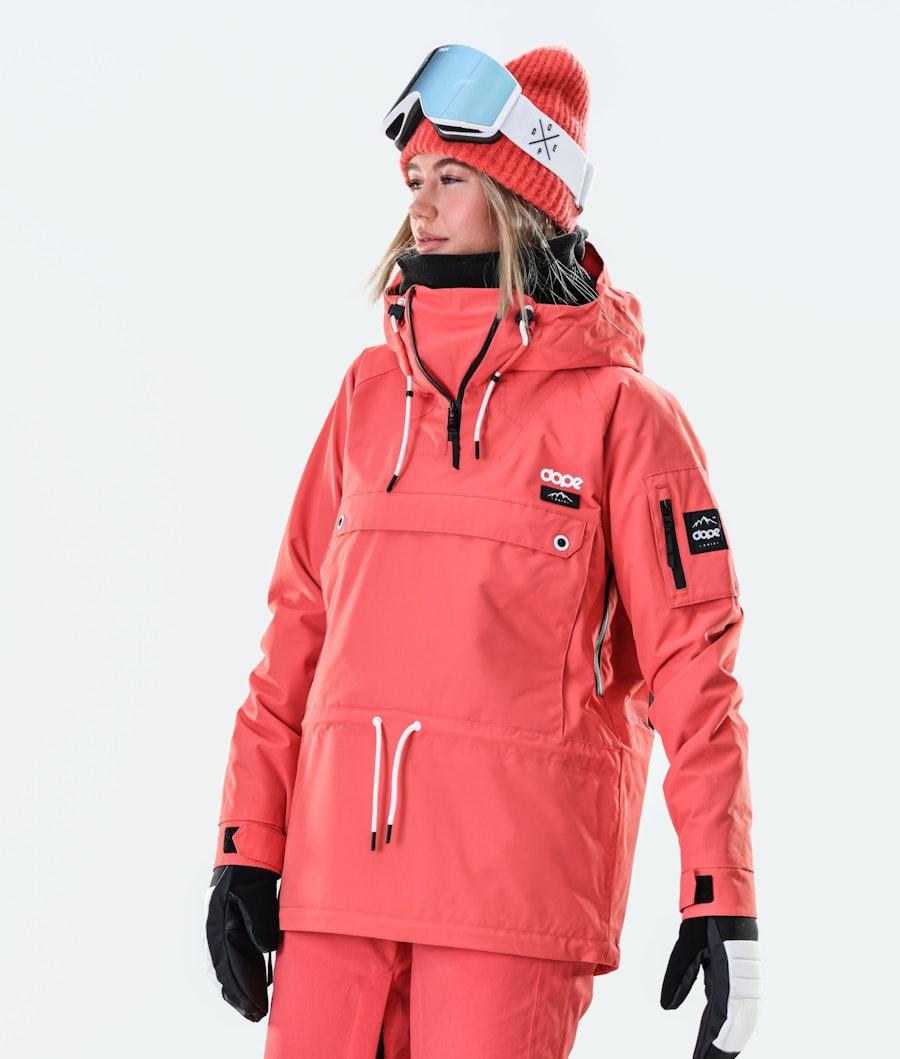 Dope Annok W Snowboard Jacket Coral