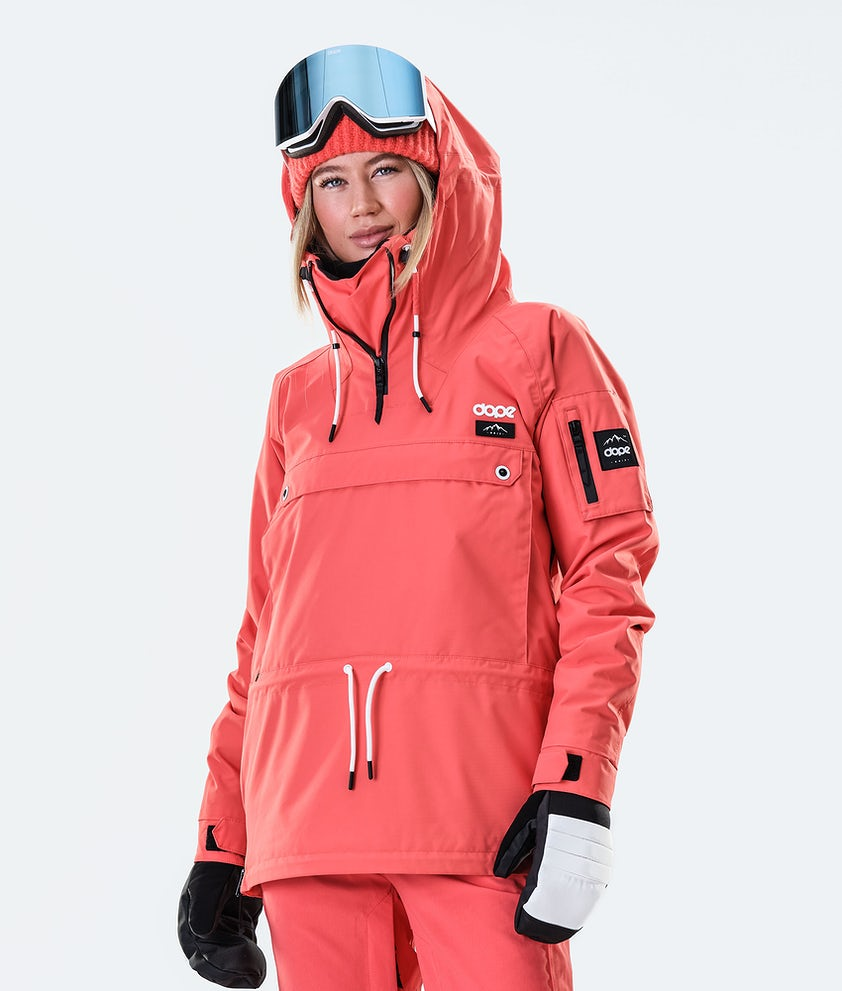 Dope Annok W Ski Jacket Coral