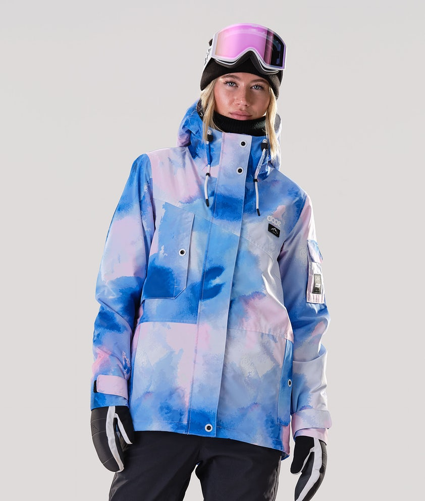 Dope Adept W Snowboard Jacket Cloud