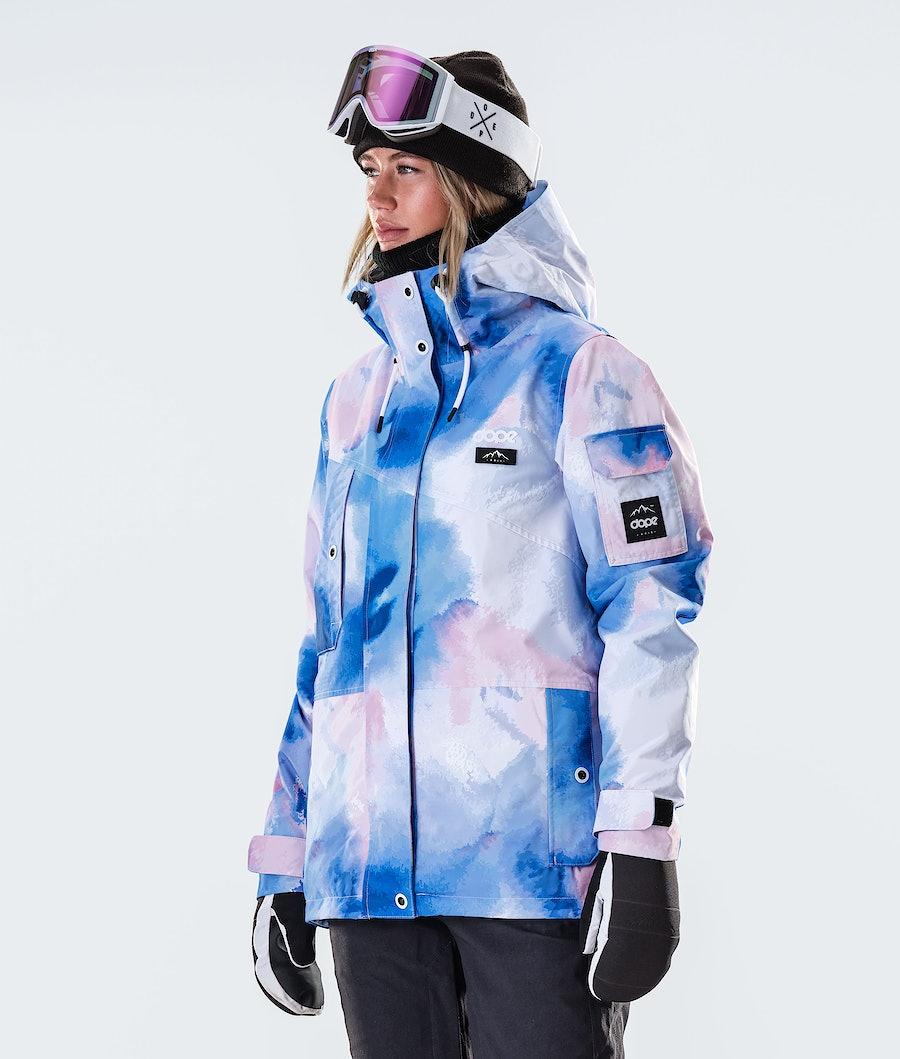 Dope Adept W Veste de Snowboard Femme Cloud