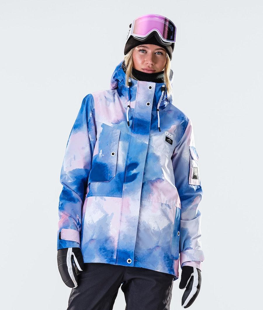 Adept W Ski Jacket Women Cloud