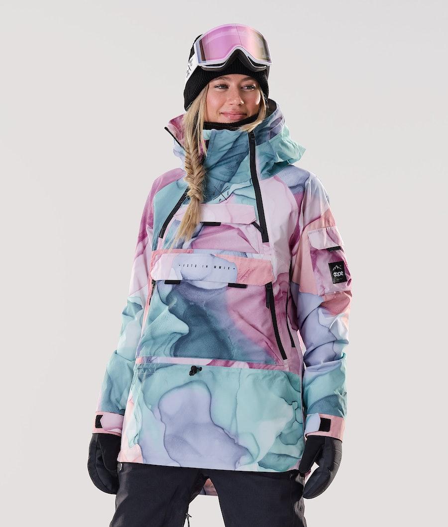Dope Akin W Snowboard Jacket Mirage