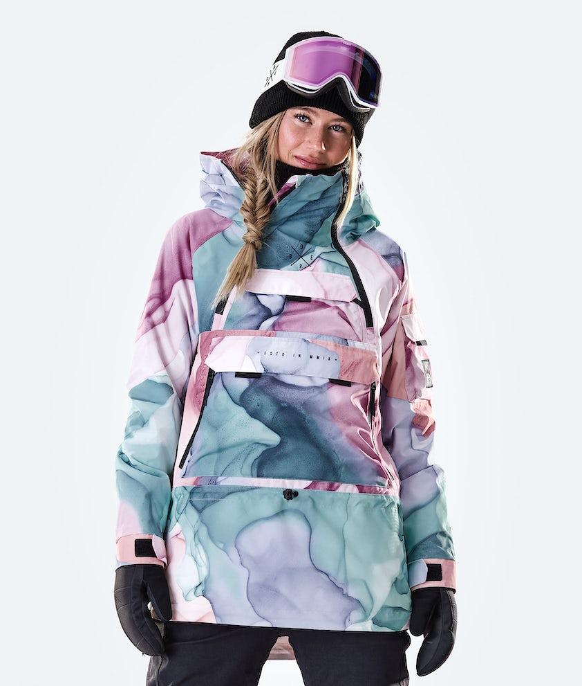 Dope Akin W Giacca da Snowboard Mirage