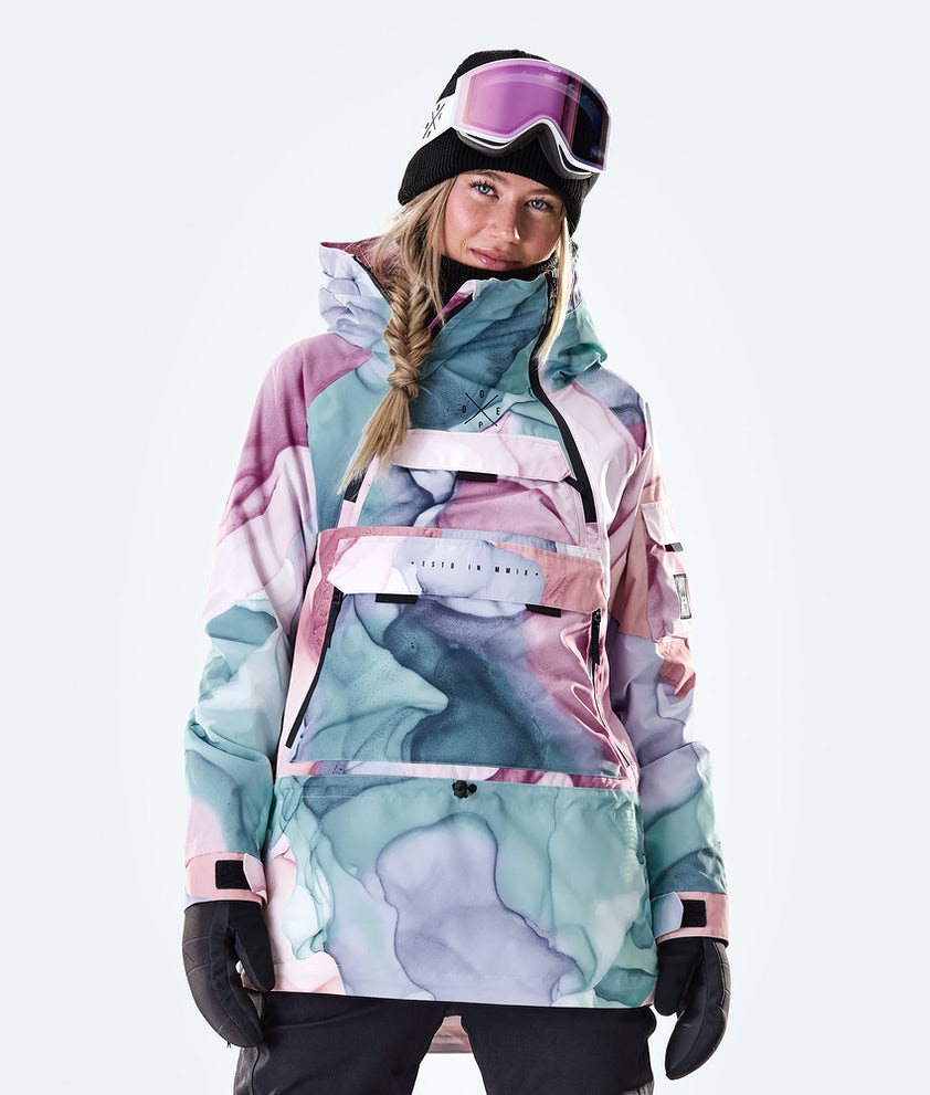 Dope Akin W Ski Jacket Mirage