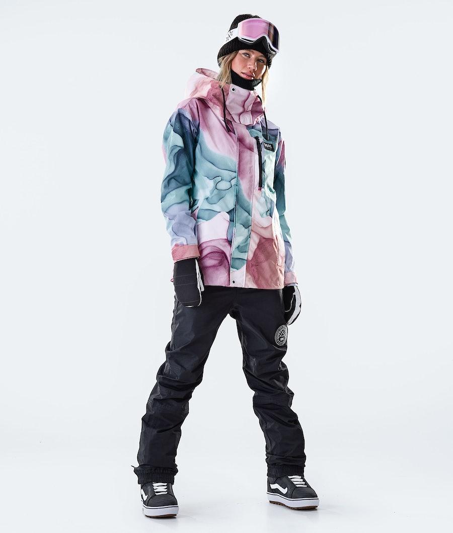 Dope Blizzard FZ W Veste de Snowboard Femme Mirage