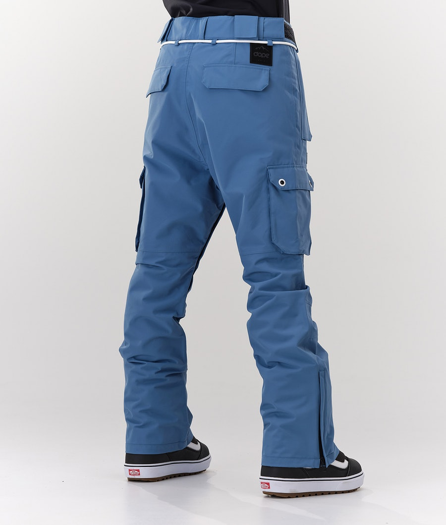 Dope Iconic W Women's Snowboard Pants Blue Steel