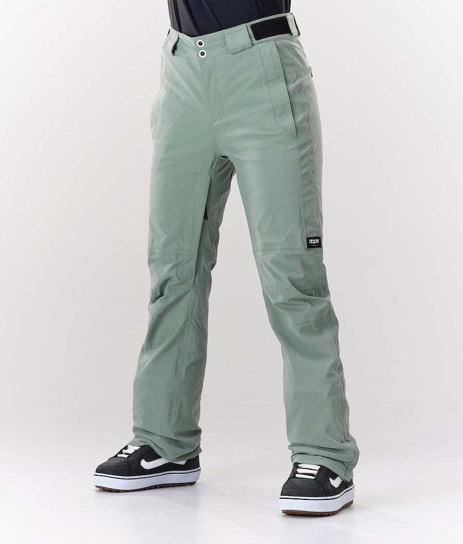 Dope Con Pantalon de Snowboard Faded Green