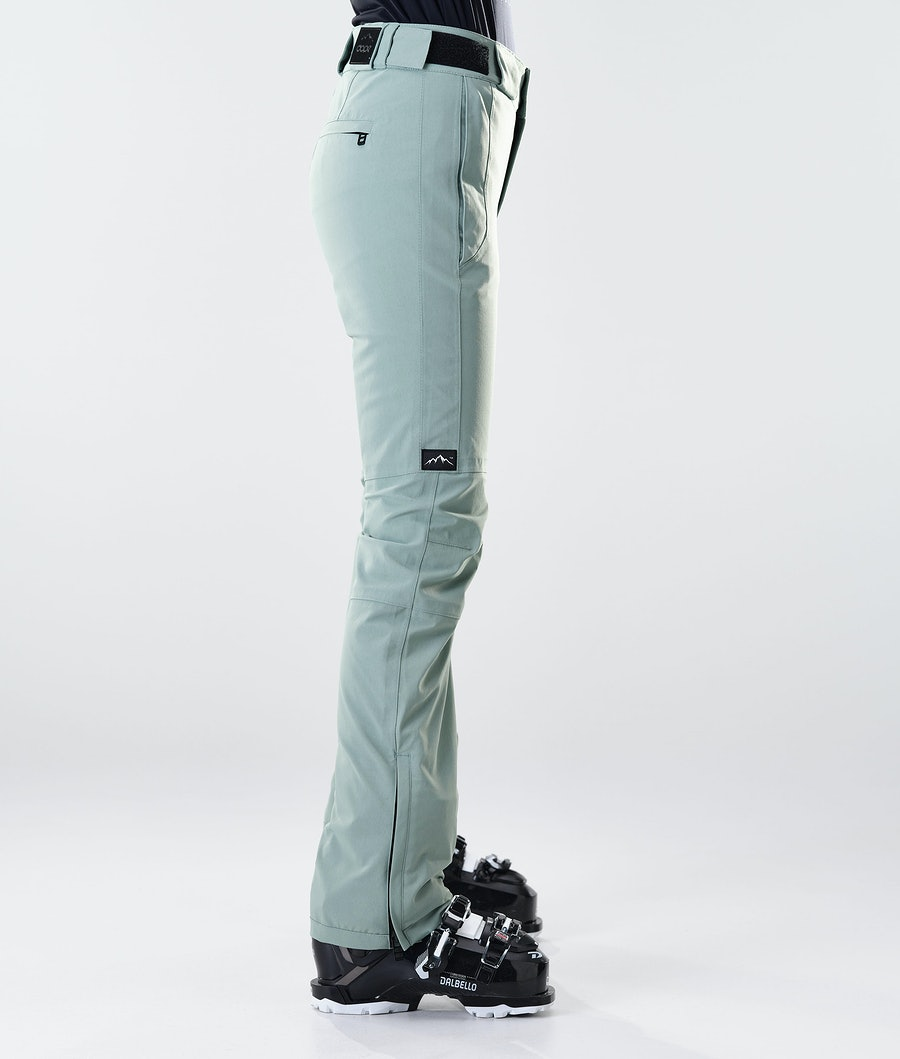 Dope Con Women's Ski Pants Faded Green