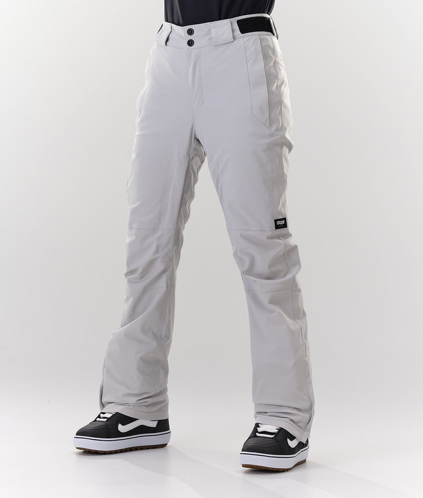 Dope Con Snowboard Pants Light grey
