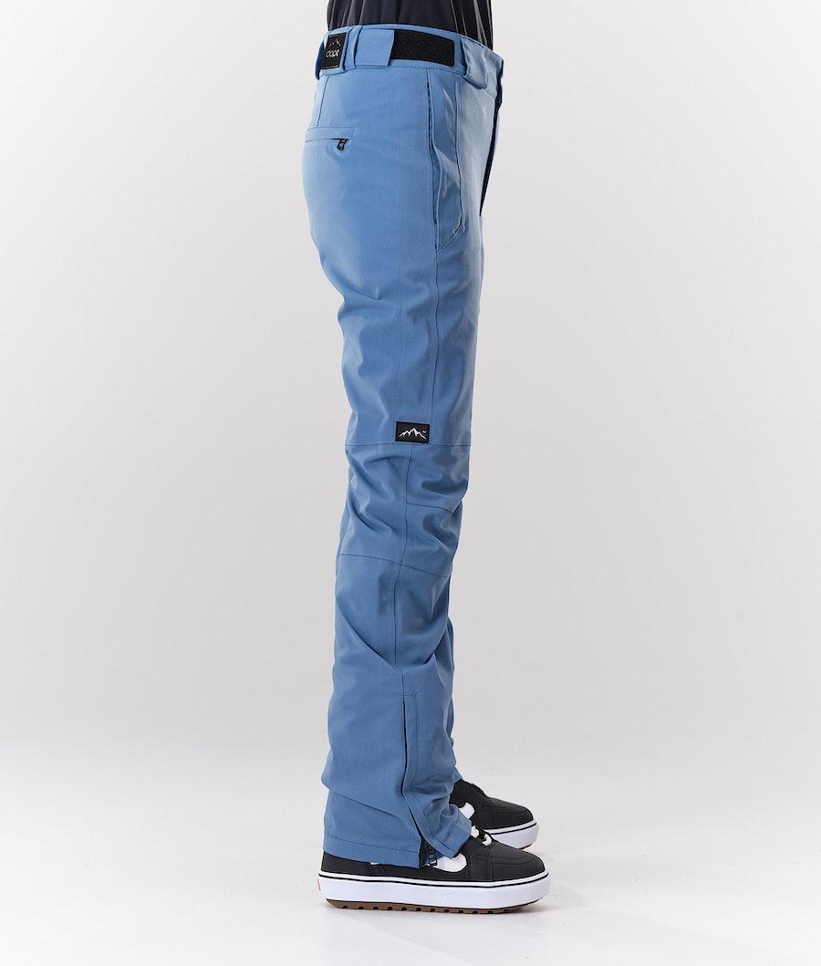 Dope Con Women's Snowboard Pants Blue steel