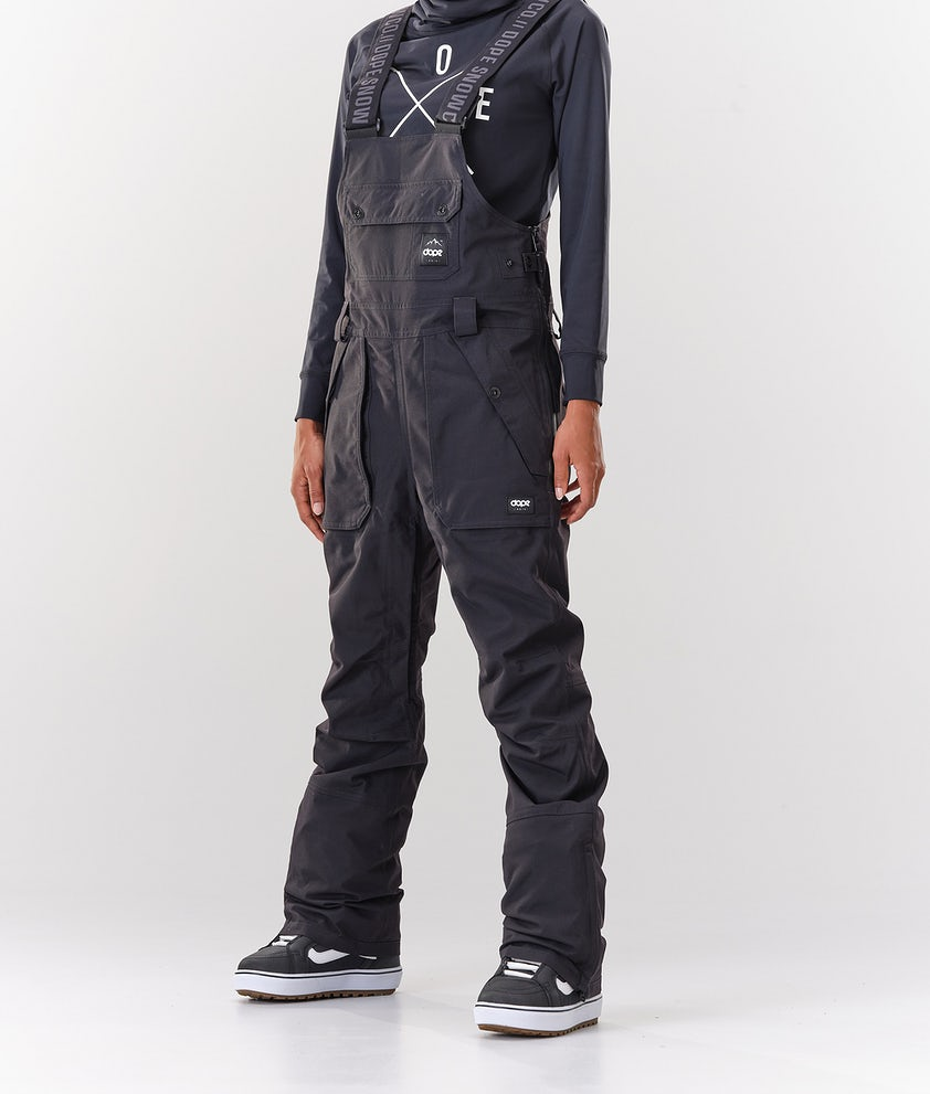Dope Notorious B.I.B W Snowboard Pants Black