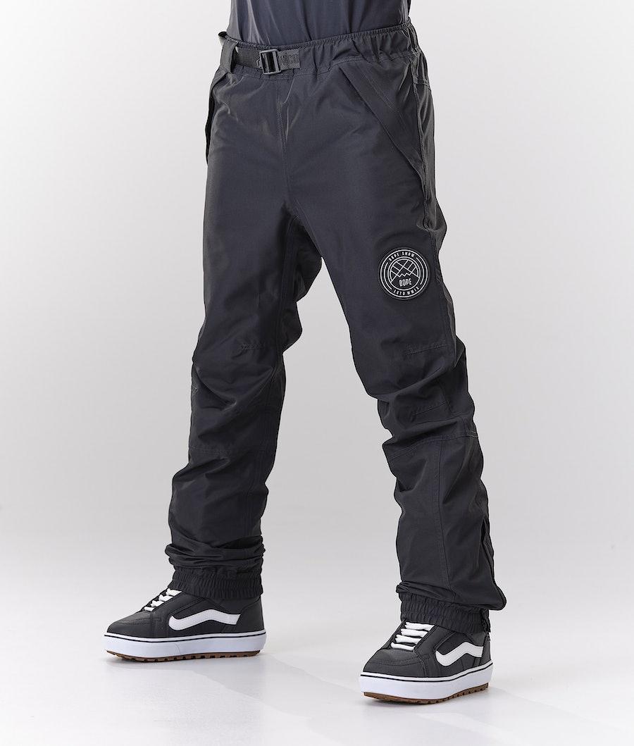 Dope Blizzard W Snowboard Pants Black