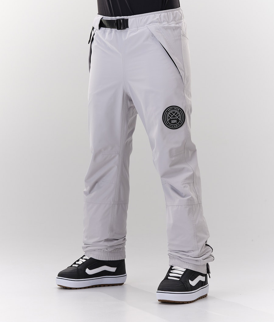 Dope Blizzard W Pantaloni da Snowboard Light Grey