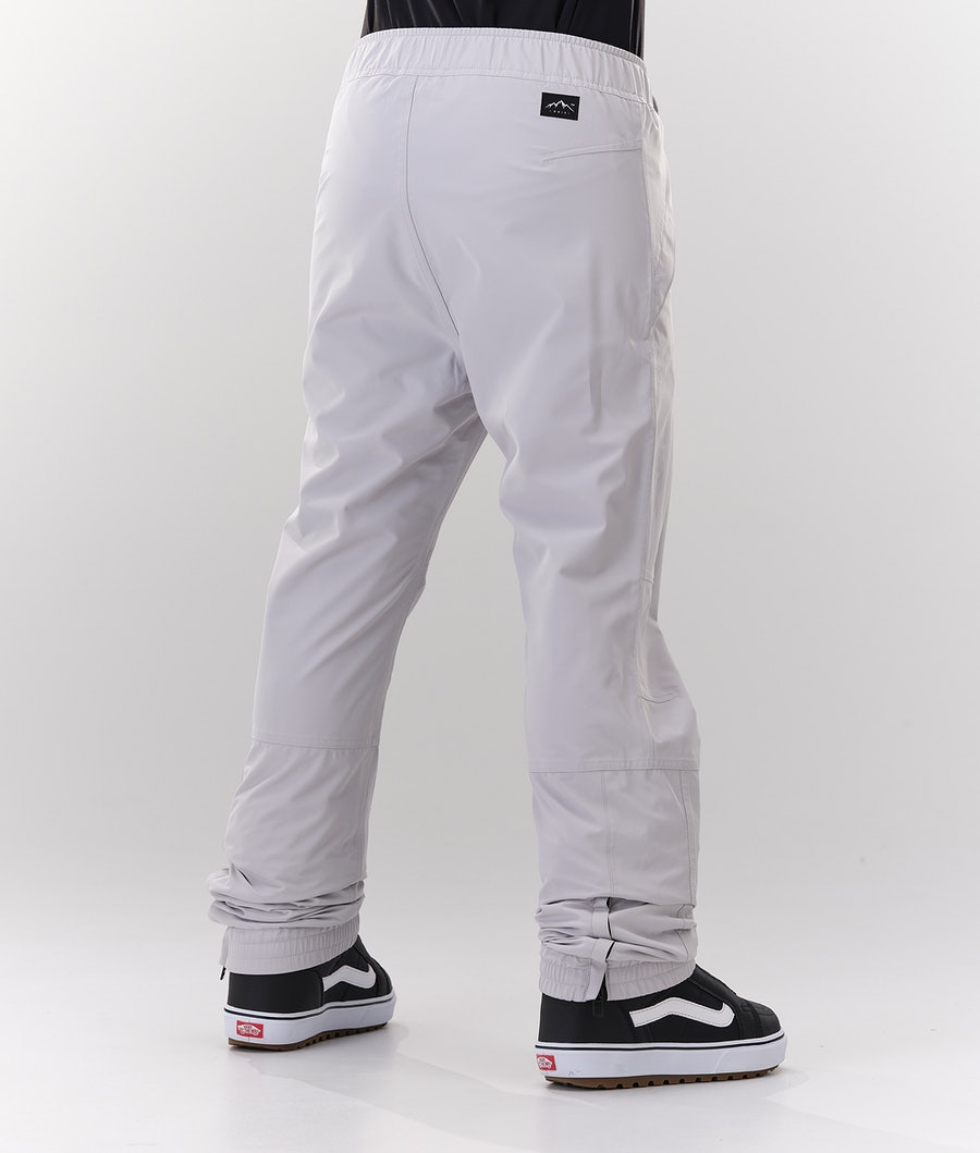 Dope Blizzard W Women's Snowboard Pants Light Grey