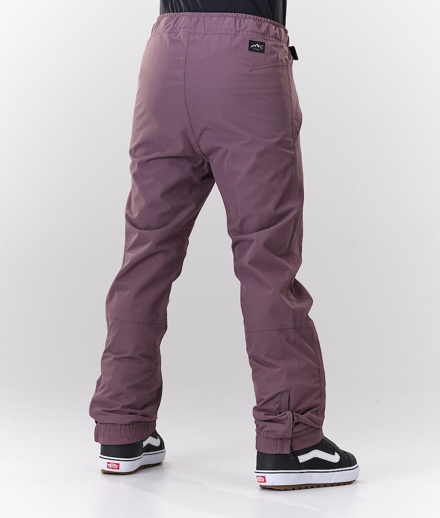 Dope Blizzard W Women's Snowboard Pants Faded Grape
