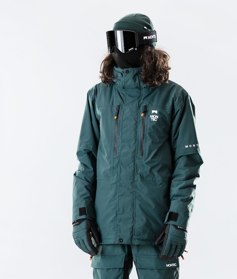 Montec Fawk Snowboard Jacket Dark Atlantic