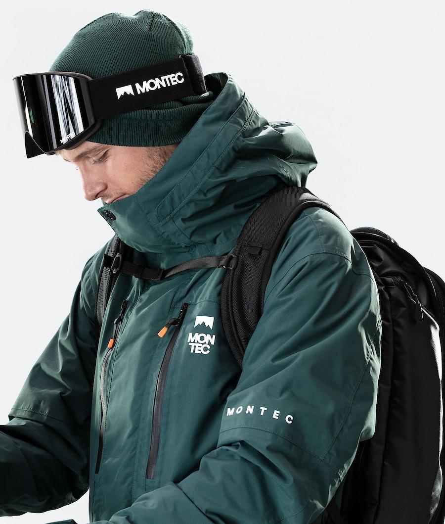 Montec Fawk Snowboard jas Dark Atlantic
