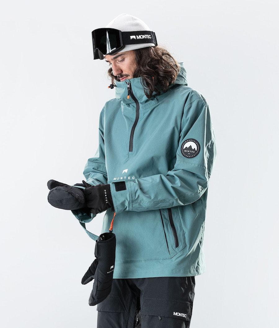 Montec Typhoon Snowboard Jacket Atlantic