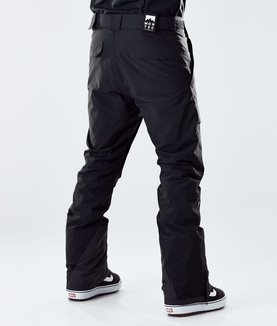 Montec Dune Snowboardhose Black
