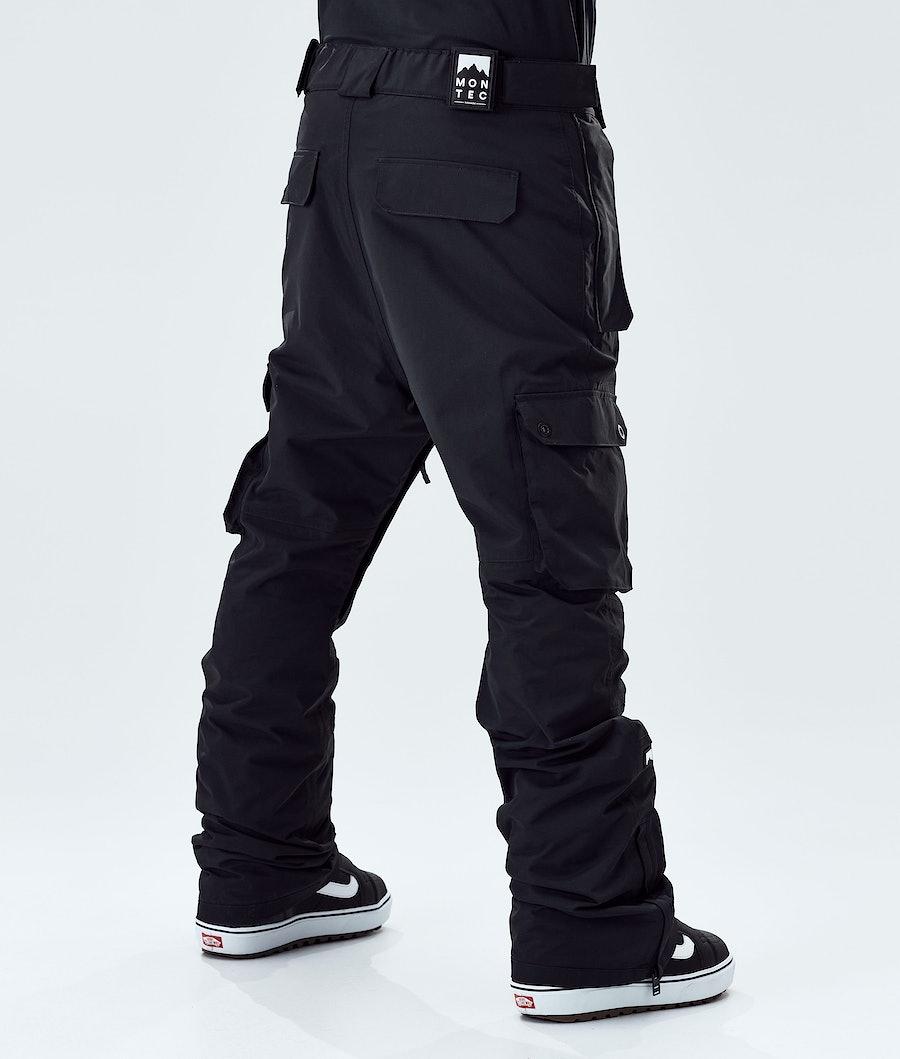 Montec Doom Snowboardbyxa Black
