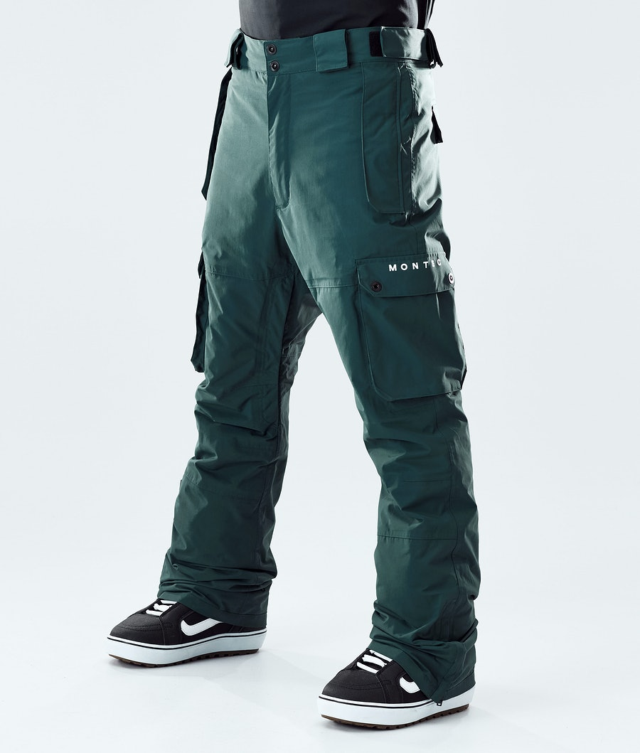 Montec Doom Pantalon de Snowboard Dark Atlantic