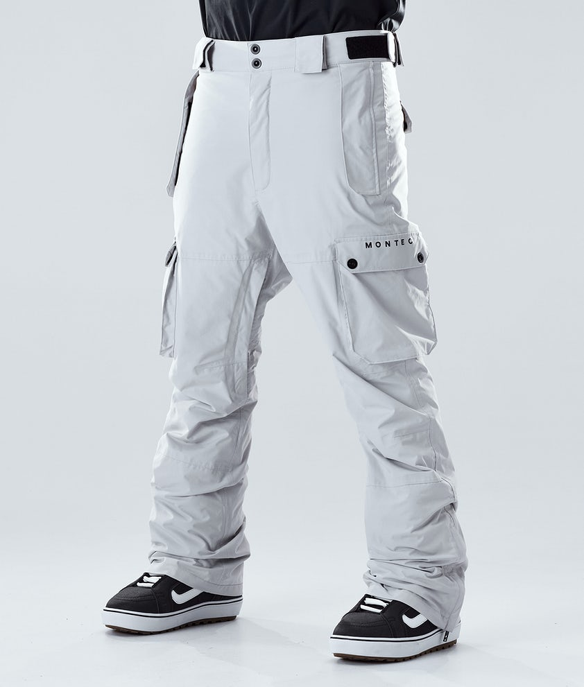 Montec Doom Snowboardbukse Light Grey