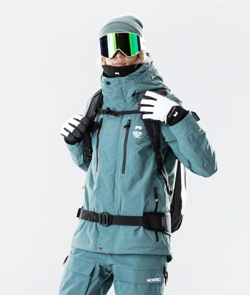 Montec Fawk W Snowboardjacke Atlantic