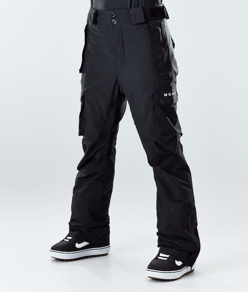 Montec Doom W Snowboardbyxa Black