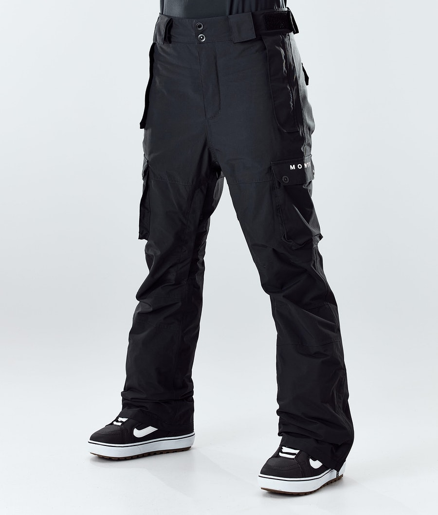 Montec Doom W Snowboard Pants Black
