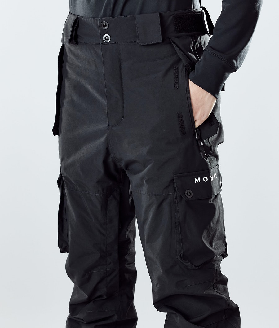 Montec Doom W Women's Snowboard Pants Black